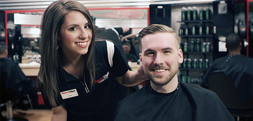 Sport Clips Haircuts of Chicago - Diversey  Haircuts