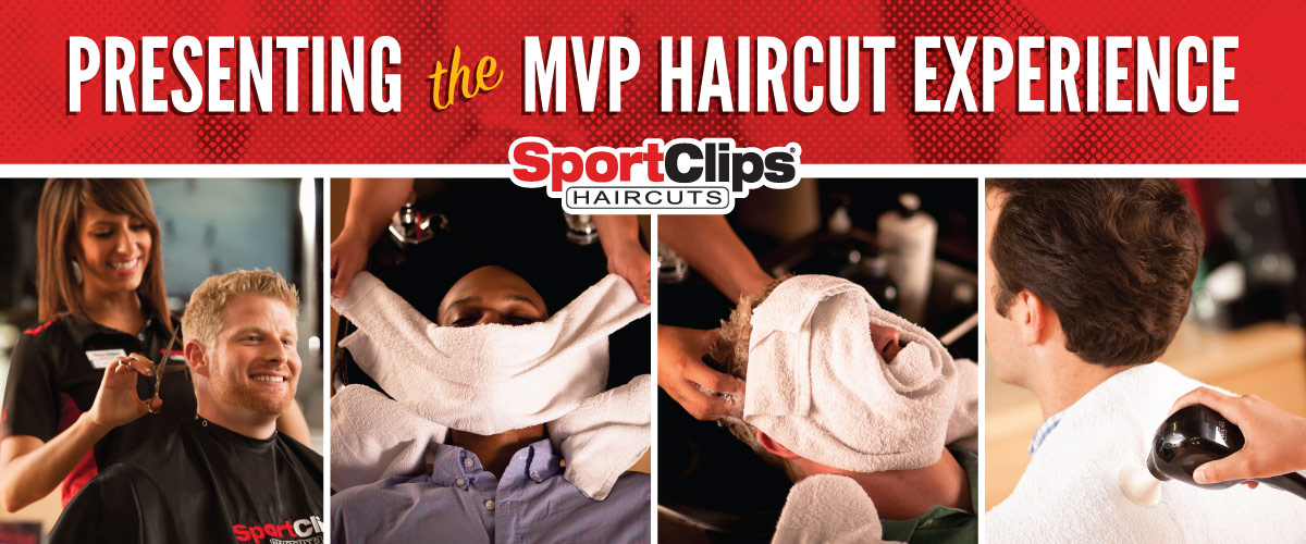 The Sport Clips Haircuts of Chicago - Diversey  MVP Haircut Experience